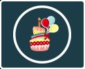 Birthday Wish SMS/Email